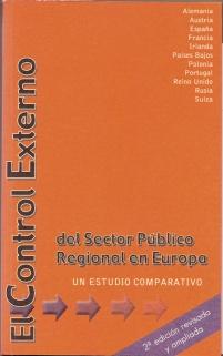 El control externo del sector público regional en Europa. Un estudio comparativo. EURORAI
