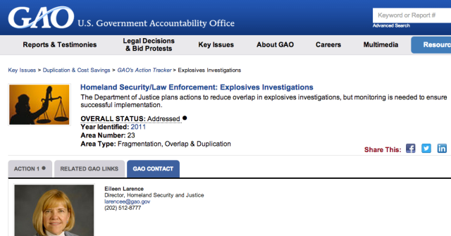 GAO-FBI
