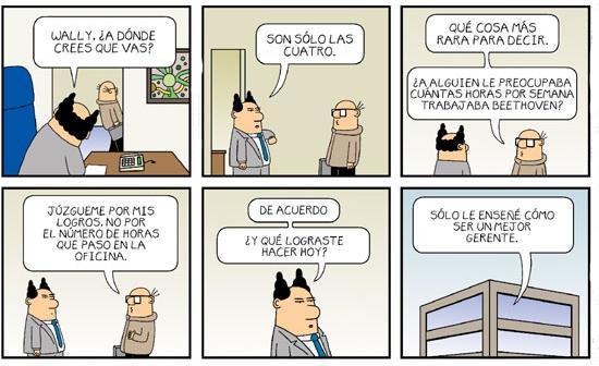 Dilbert: pincha para ampliar