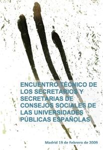 Encuentro de Secretarios de Consejos Sociales