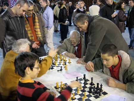 Open mundial de ajedrez-León