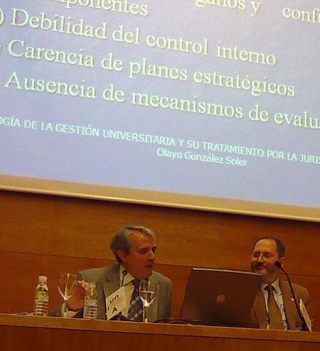 X Curso de Régimen Jurídico de las Universidades