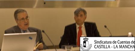 Miguel Álvarez Bonald y Miguel Angel Cabezas
