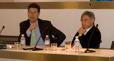 Gimeno Feliu y Miguel Angel Cabezas