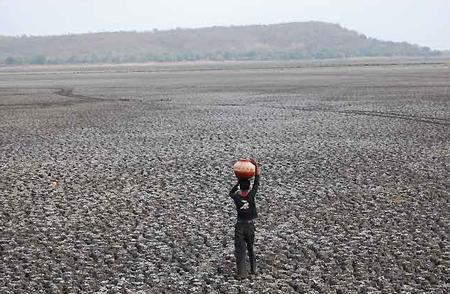 Extrema sequía