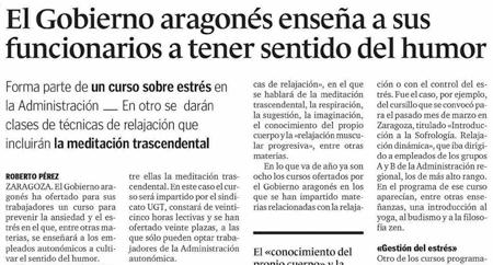 Diario ABC, del 17 de septiembre de 2009