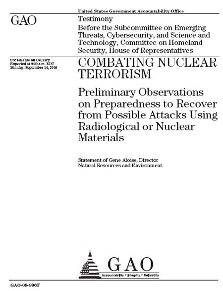 conbatir terrorismo nuclear