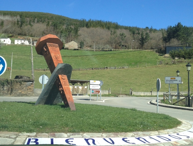 Santa Eulalia de Oscos, Asturias