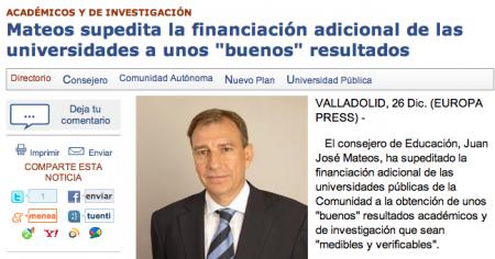 Consejería de Educacion de Castilla y Leon (ver noticia)
