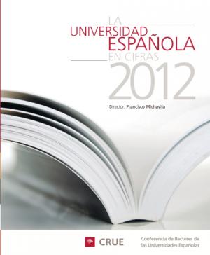 Universidad española en cifras 2012