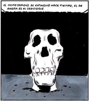 Homo codiciosus