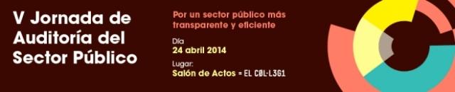 V Jornada de Auditoría del Sector Público