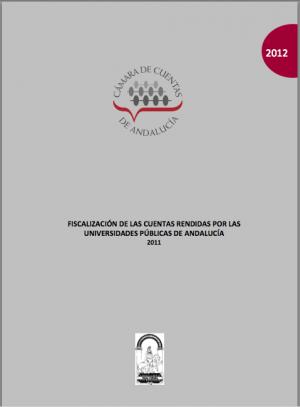 Universidades Andalucia 2011