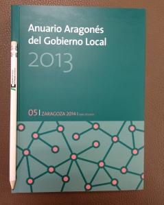 Anuario Aragones Gobierno Local 2013