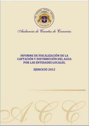 Captación y Distribución del Agua Canarias