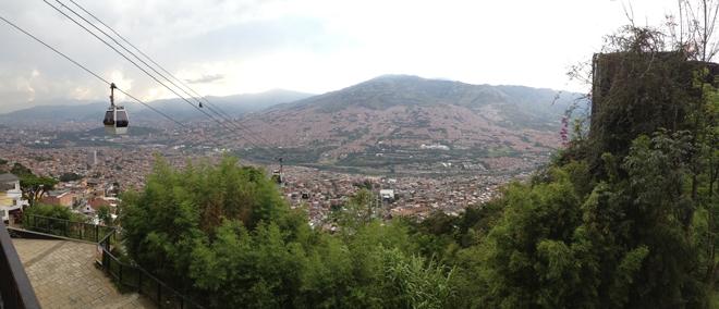 Medellin-metrocable