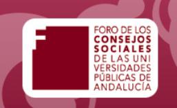 Foro Consejos Sociales Andalucia