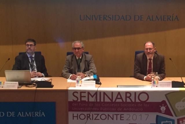 Antonio Lopez, Alfredo Sánchez y Antonio Arias