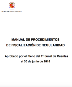 Manual Regularidad