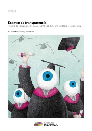 Transparencia universidades 2014