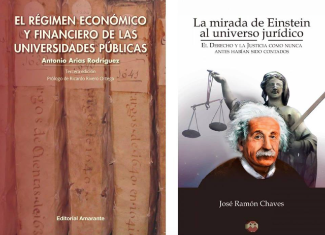 Libros Chaves y Arias