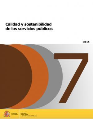 Calidad y sostenibilidad de los servicios públicos