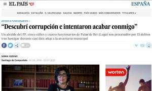 """""""Descubrí corrupción e intentaron acabar conmigo"""""""