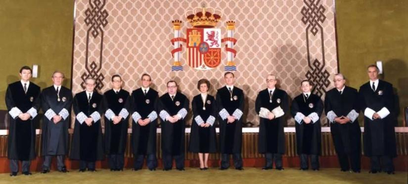 tribunal constitucional 1980-1989